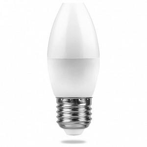 Лампа светодиодная [LED] Feron E14 7W 6400K