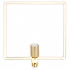 Лампа светодиодная Deco Square E27 220В 16Вт 2700K TH-B2402