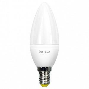 Лампа светодиодная Simple E14 220В 6Вт 4000K VG2-C2E14cold6W-D