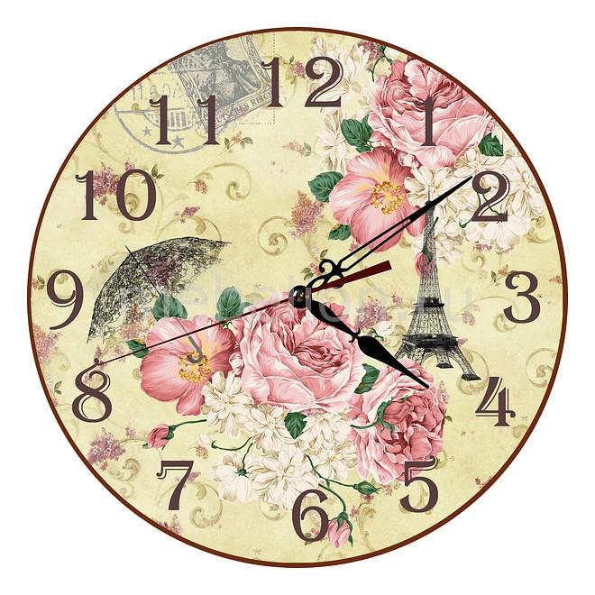 Настенные часы Акита (30 см) Франция C09 43mm stainless steel sapphire glass watch case for eta 2836 movement c09