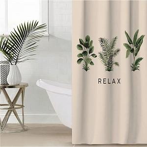 Штора для ванной (145x180 см) Relax