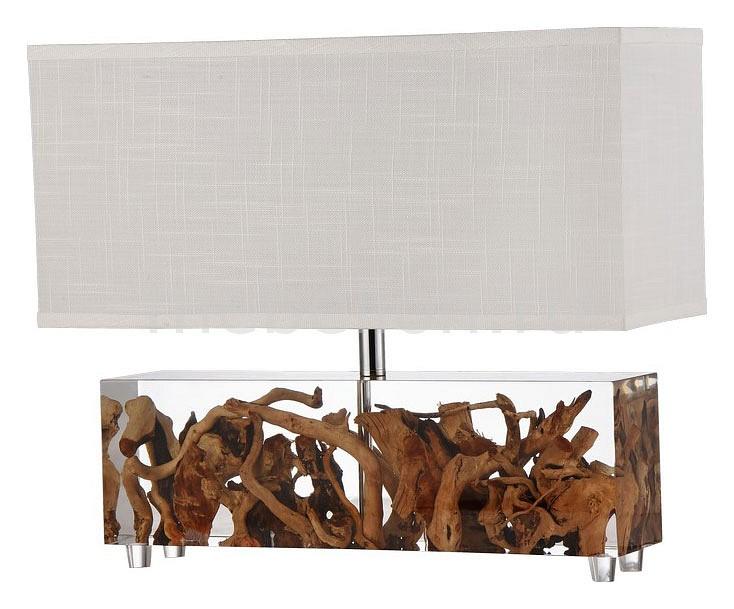 Настольная лампа декоративная Selva 3401/09 TL-1