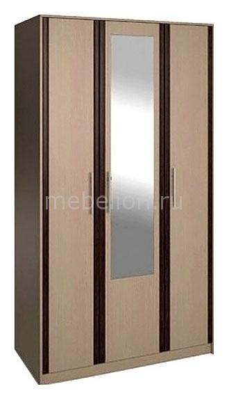 Шкаф платяной Новелла СТЛ.105.03 дуб кремона/венге