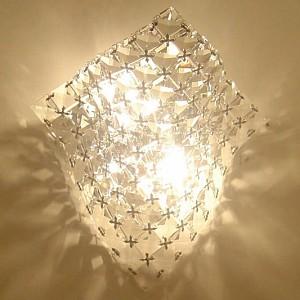 Настенный накладной светильник Манта CL399321