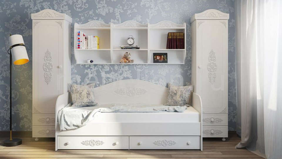 Комод детский Компасс-мебель KOM_Assol_childrens_room_1 от Mebelion.ru