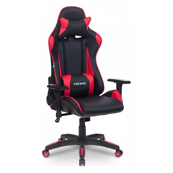 Кресло игровое CH-778/BL+RED Бюрократ BUR_1075699