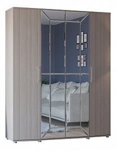 Шкаф платяной Амели 4-5200