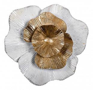 Фигура настенная (33.7x34.3 см) Цветок 37SM-0661