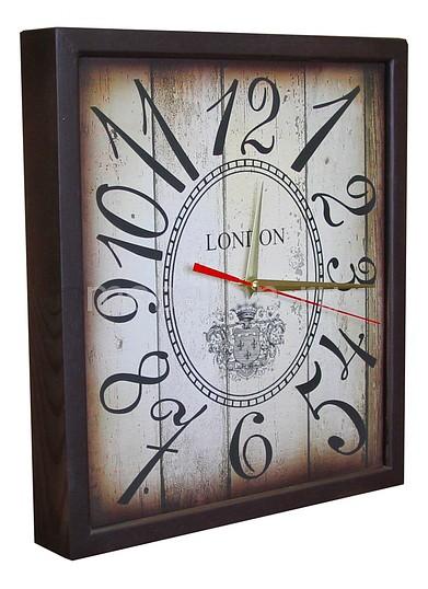 Настенные часы Акита (34х30 см) London 3034-10 цена 2017
