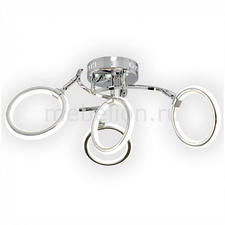 Купить Потолочная люстра 1-1659-4-CR Y LED, Максисвет, Россия