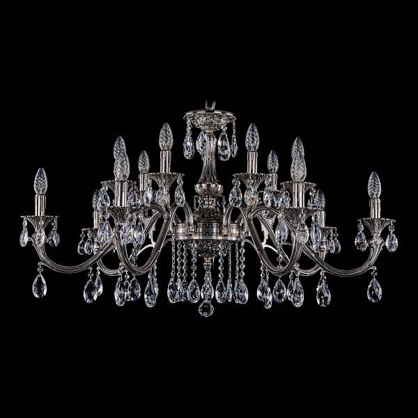 Подвесная люстра 1703/14/360/A/NB Bohemia Ivele Crystal  (BI_1703_14_360_A_NB), Чехия