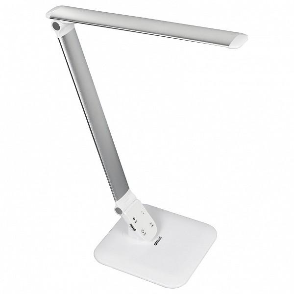 Настольная лампа офисная Ньютон CL803021