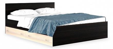 Кровать двуспальная Виктория 2000х1600