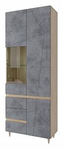 Шкаф-витрина Киото СТЛ.339.02