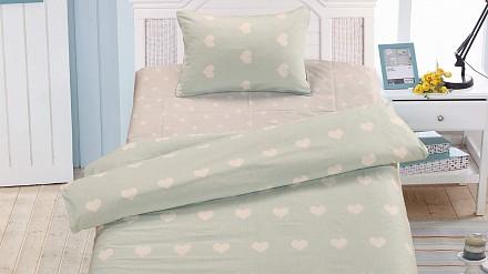 Комплект постельного белья в кроватку Лайки SDM_4627142391078