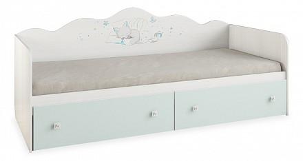 Односпальная кровать в детскую комнату Бонни MBS_MKB-07_1796
