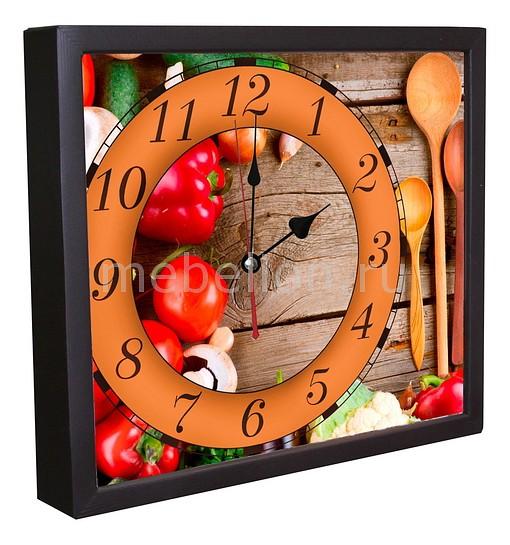 Настенные часы Акита (34х30 см) Кухня 3034-6 цена 2017