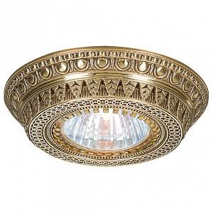 Встраиваемый светильник SPOT 1097 Oro
