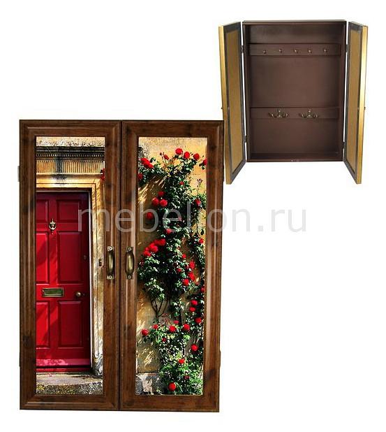 Ключница Акита (32х46 см) Дверь 311-18 дверь храма