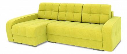 Угловой диван-кровать Аспен Slim Т2 Тик-так / Диваны / Мягкая мебель