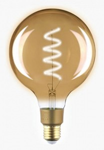 Лампа светодиодная [LED] Zetton E27 4W 2700K