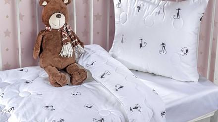 Одеяло детское Flossy