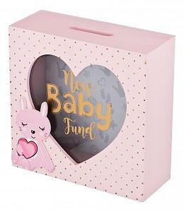 Копилка (18х7х18 см) Baby fund 124-142