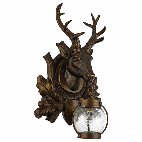 Светильник на штанге Hunt 1849-1W фото