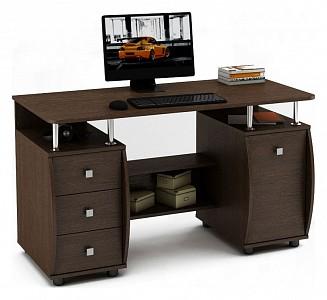 Стол компьютерный Карбон-3