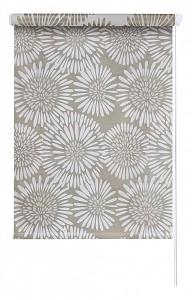 Штора рулонная Сиеста 47x175 см., цвет латте