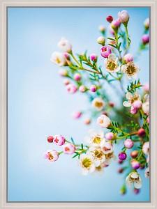 Картина (30х40 см) Нежные цветы BE-103-235