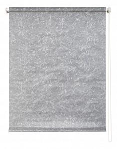 Рулонная штора Фрост 200x4x175 см., цвет серый