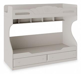 Кровать двухъярусная Сабрина ТД-307.11.01