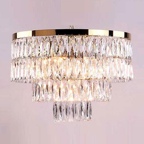 Подвесной светильник 10120 10125+5/C gold Newport NWP_M0060308