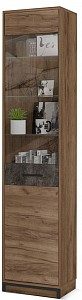 Шкаф-витрина Loft B420