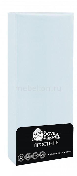 Простыня Сова и Жаворонок HPH_08030115802 от Mebelion.ru