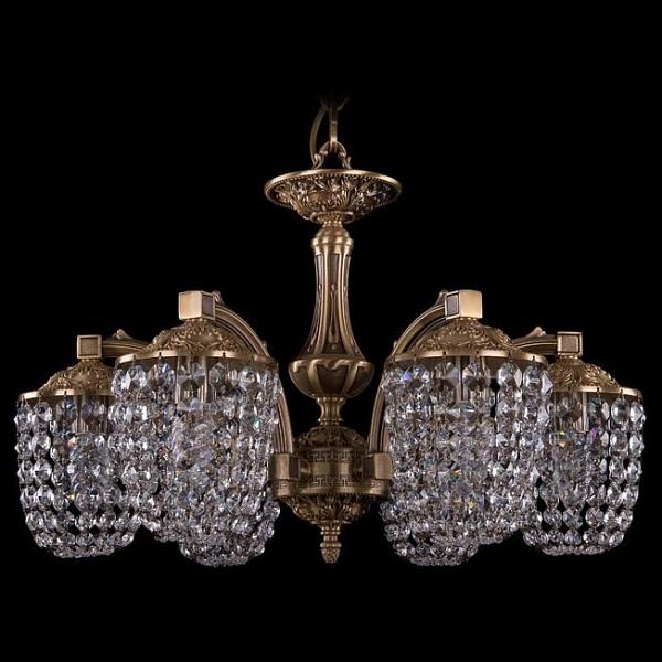 Подвесная люстра 1772/6/150/FP Bohemia Ivele Crystal  (BI_1772_6_150_FP), Чехия