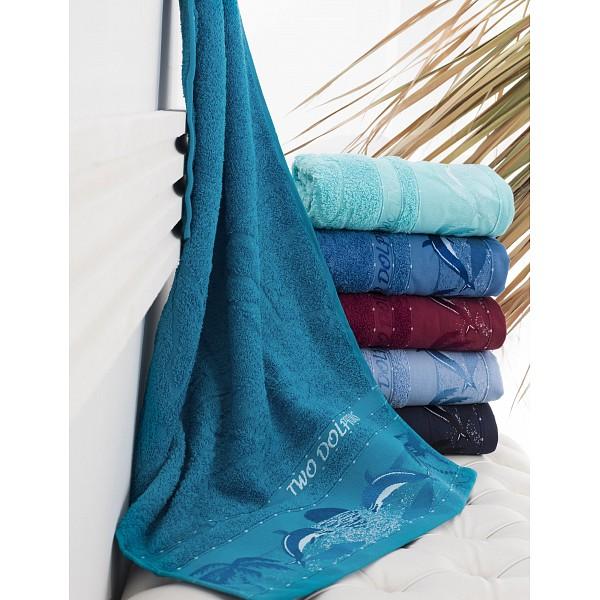 Набор из 6 полотенец для лица (50x90 см) Dolphins Philippus MTH_9559