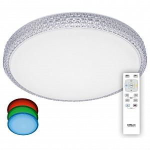 Накладной светильник Альпина CL71860RGB