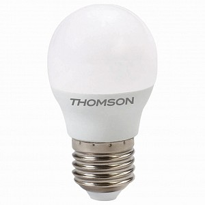 Лампа светодиодная [LED] Thomson E27 6W 4000K