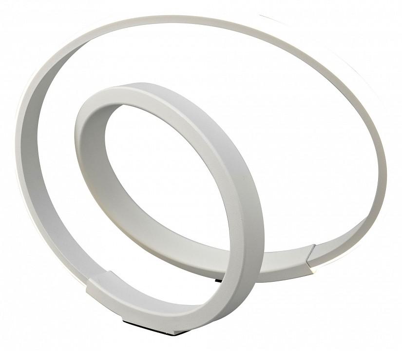 Купить Настольная лампа декоративная Infinity White 5994, Mantra