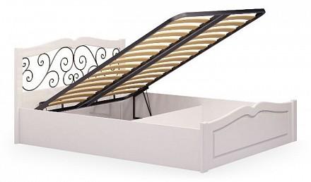 Двуспальная кровать Лукреция IZH_T0019943