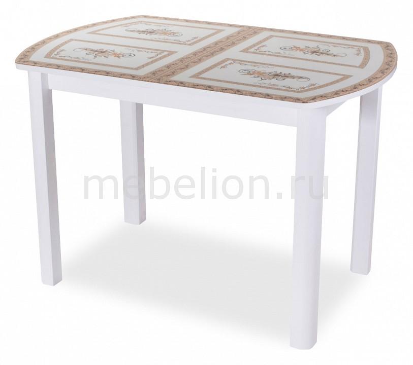 Кухонный стол Домотека DOM_Tango_PO-1_BL_st-72_04_BL от Mebelion.ru