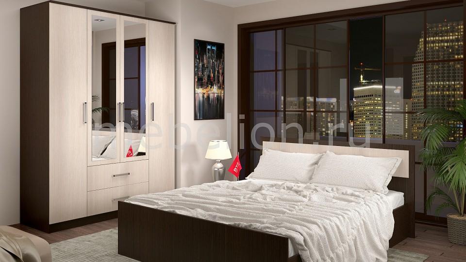 Гарнитур для спальни Фиеста
