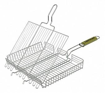 Решетка-гриль (65х42х5.5 см) Boyscout 61304