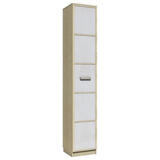 Шкаф для белья Фанк НМ 013.01-02