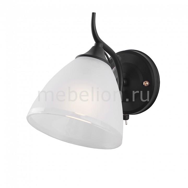 Бра IDLamp ID_277_1A-Black от Mebelion.ru