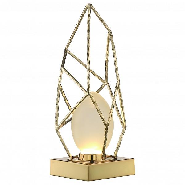 Настольная лампа декоративная Naomi NAOMI T4750.1 gold
