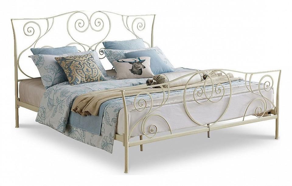 Кровать двуспальная TDF 0818 Cream