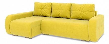 Угловой диван-кровать Томас Slim Т2 Тик-так / Диваны / Мягкая мебель